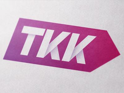 TKK mall logo concept