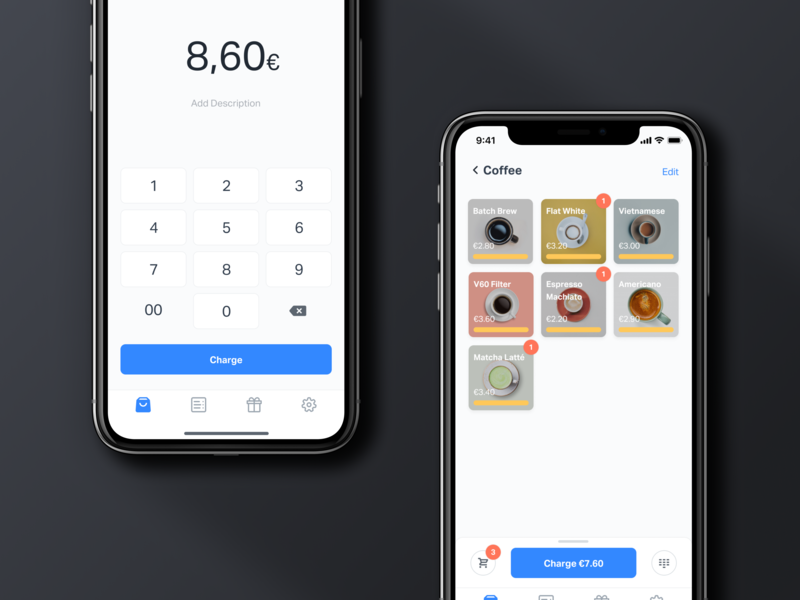 SumUp 2.0 for iOS icon design app ui finance financial technology sumup mobile ios products payment ecommerce fintech ux design ux ui design