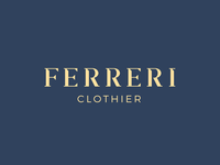 Ferreri Clothier Logo Redesign