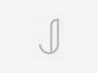 Personal Symbol Refinements mark glyph refinement grid personal identity branding brand symbol logo
