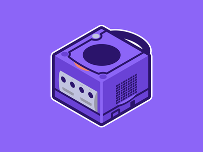 Gamecube indigo controller console game cube nintendo video games videogames gamecube