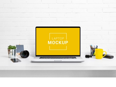 MacBook Pro mockup mock-up company branding brand promotion app design web photoshop psd studio creative designer presentation website webdesign mockup macbook