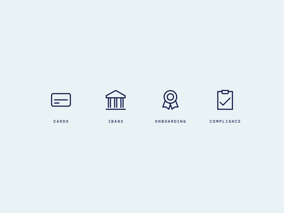 Product features icon designer icons design icon icons icon set iconography vector ux ui ui design ux design cards iban brank onboarding compliance small icons features fintech
