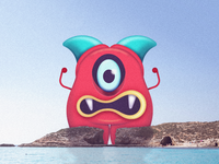 The Comino Monster