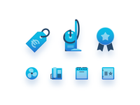 Luna Holiday Complex icons