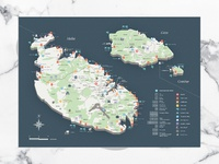 De vilhena map 1 3x
