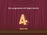 Programme will begin shortly ⏳