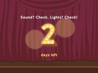 Sound? Check. Lights? Check!