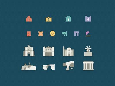 De Vilhena Icons