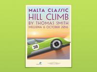 Malta Classic Hill Climb 2016