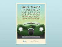 Malta Classic Concours d'Elegance 2016