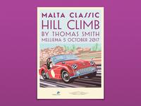 Malta Classic Hill Climb 2017
