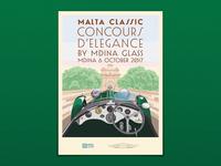 Malta Classic Concours D'Elegance 2017