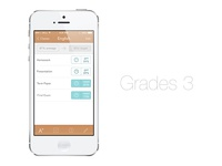 Grades 3 - iOS 7