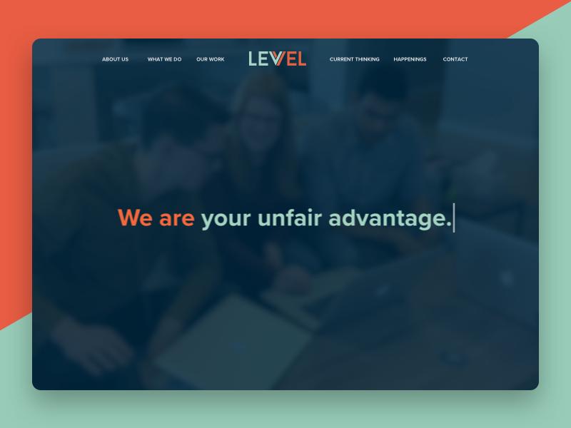 Levvel's New Website website success product message levvel devops development design consulting charlotte