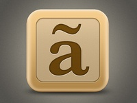 Languages Icon Simplified