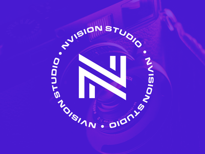 NVISION STUDIO design identity logo logo design branding brand identity design
