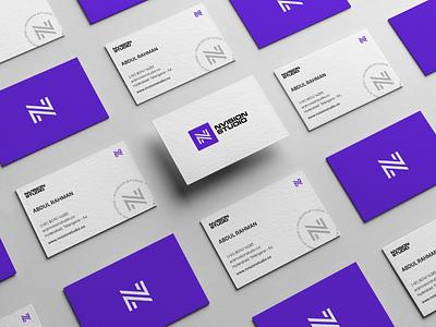 NVISION STUDIO - Business Cards logo logo design business card design