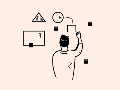 Designing User Interfaces - illustration flat portfolio web ui ux vector illustration branding identity design