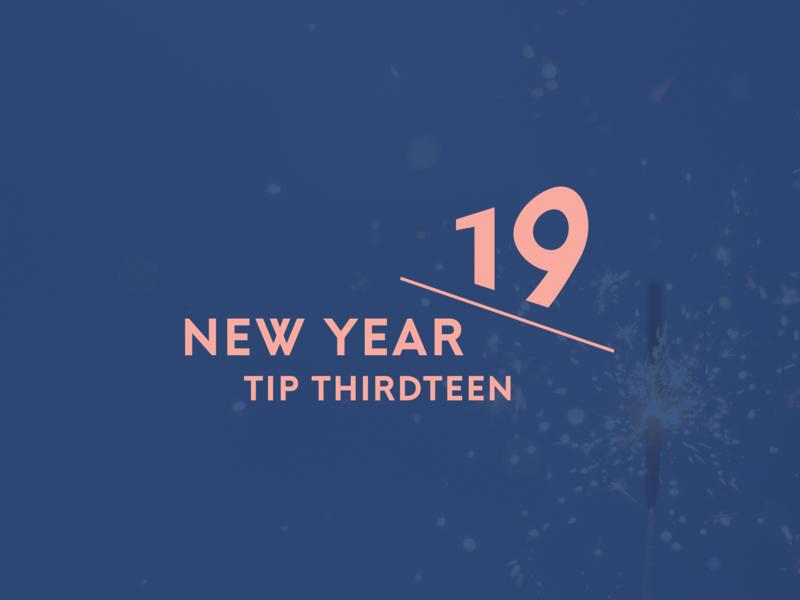 New year prophecy quiz design prophecy 2019 sparkler new year logo