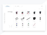 Category products page