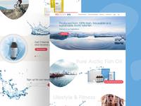 Landing Page Design Exploration