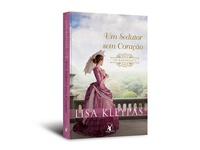 """Cover design of """"Um sedutor sem coração"""""""