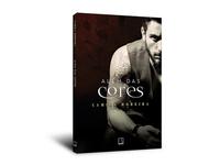 """Cover design of """"Além das cores"""""""
