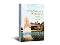 """Cover design of """"Uma noiva para Winterborne"""""""