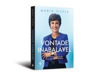 """Cover design of """"Vontade inabalável"""""""