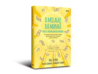 """Cover design of """"O milagre da manhã ... um milionário"""""""