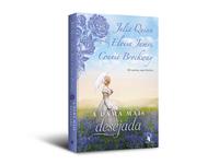 """Cover design of """"A dama mais desejada"""""""