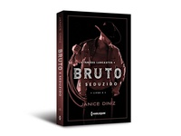 """Cover design of """"Bruto e seduzido"""""""