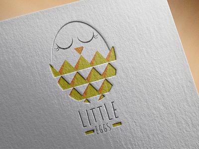 Little Eggs - Eggs for kids food eggs children kids packaging logo design branding
