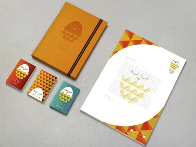 Little Eggs - Eggs for kids stationery food eggs children kids branding logo design packaging