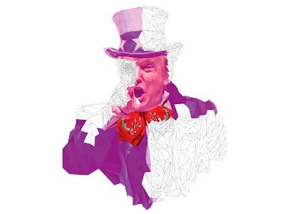 """ I WANT YOU OUT OF HERE"" inmigration latinamerica democracy politics unclesam president unitedstates america donaldtrump"