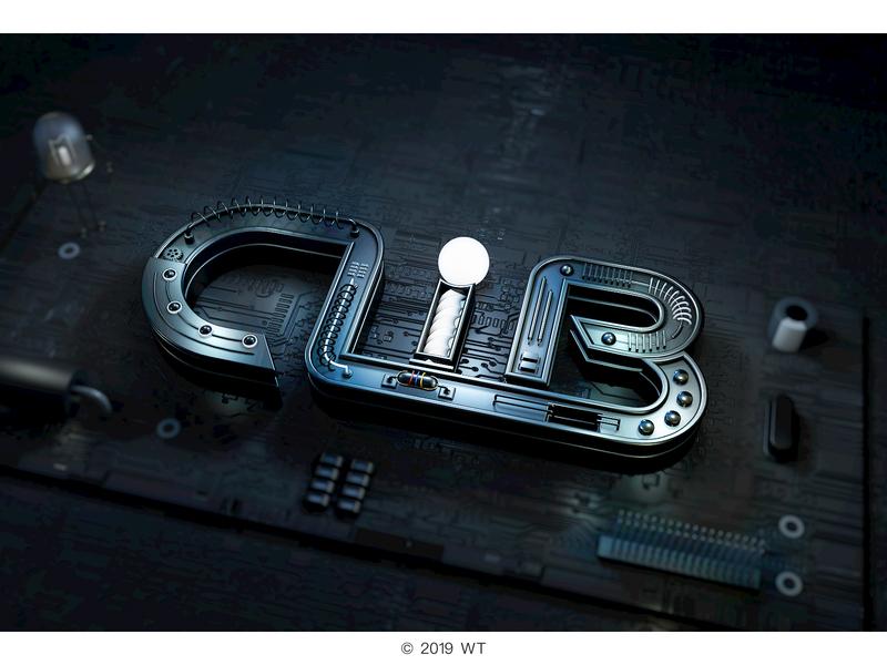 电子元器件logo
