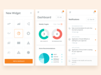 Analytics Dashboard - Mobile