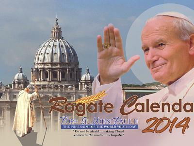 Cover Calendar vector branding illustration logo design