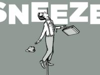 Sneeze Fall Tour Poster