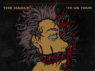The Hague - US Tour Poster