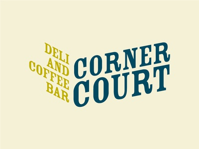 Corner Court Logo