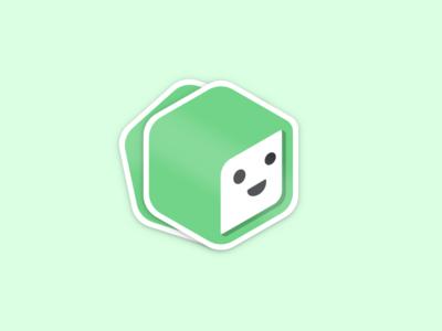 Blockee Stickers