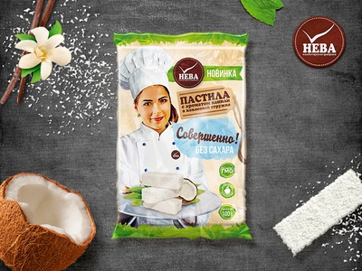 "Pastila ""Completely! sugar free"""