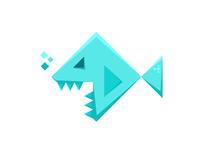 Triangular fish