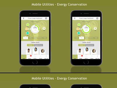 Energy Conservation design ux