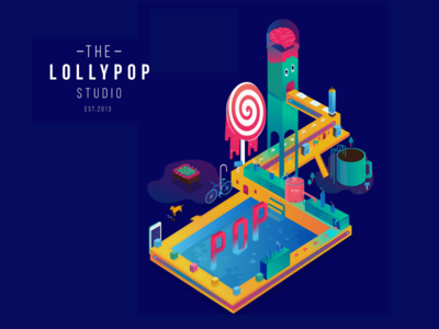 The Lollypop Studio