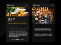 Cocktail Bar Mobile