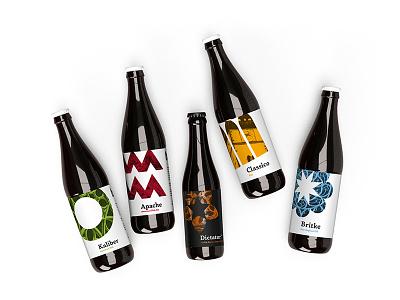 BERHET Brewery labels fek label bardejov gothic package berhet beer