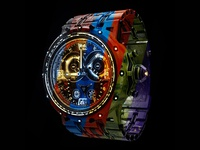 REACTOR. watches color variations